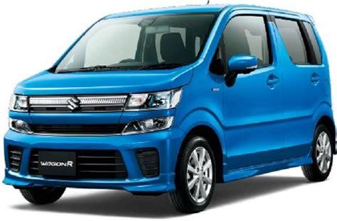 new maruti suzuki wagon r india bound suzuki wagonr wagonr stingray unveiled in japan