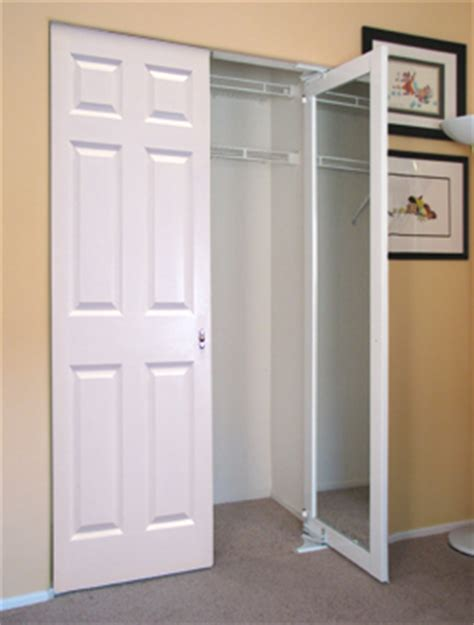 Closet Door Opening by Access