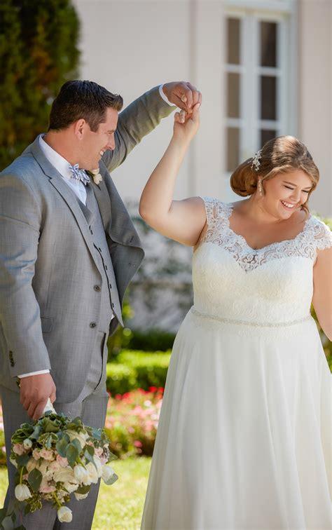 shoulder lace   size wedding dress