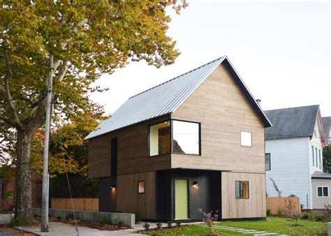 yale housing an affordable family home designed built by yale students