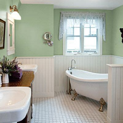 Vintage Wainscoting by Mosaic Tile Tongue And Groove Wainscoting And A Vintage