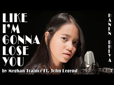download mp3 album hanin dhiya like im gonna lose you meghan trainor ft john legend cover