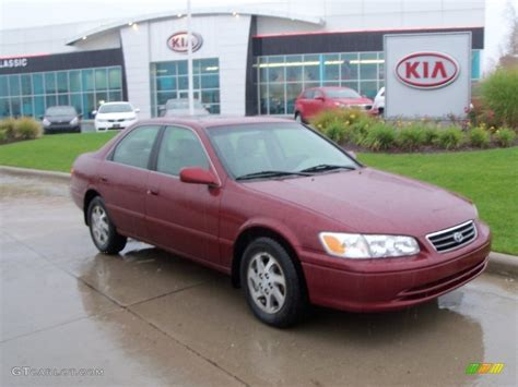 2000 Toyota Camry Le V6 2000 Vintage Pearl Toyota Camry Le V6 55450605
