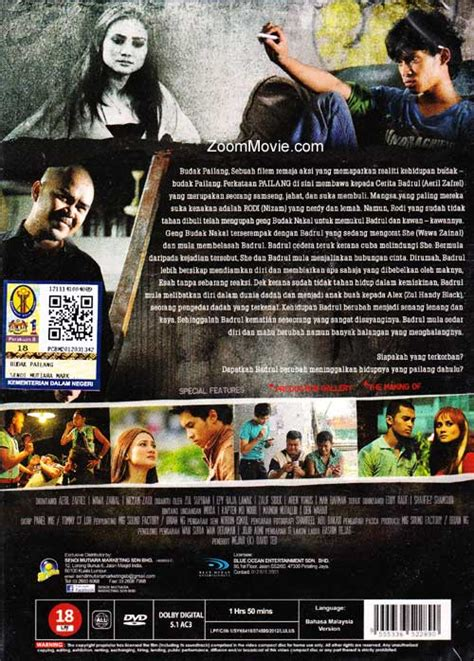 film malaysia budak setan budak pailang dvd malay movie 2012 cast by aeril