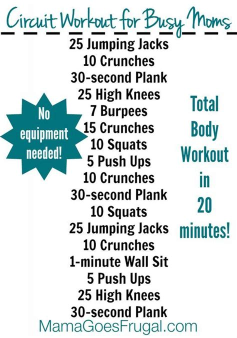best 25 home circuit workout ideas on workout