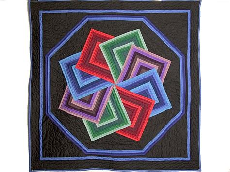 Amish Spinning Quilt Pattern by Amish Spin Quilt Pattern Images