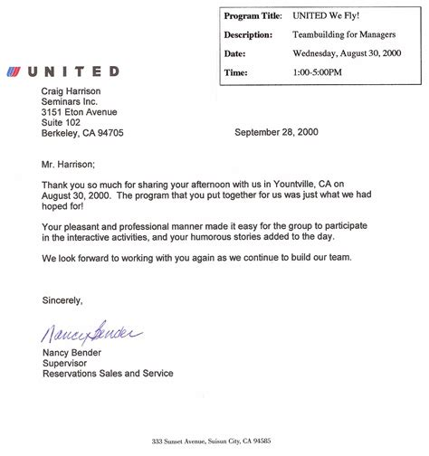 Request Letter For Team Building Sle Craig Harrison S References From Appreciative Clients And Partners