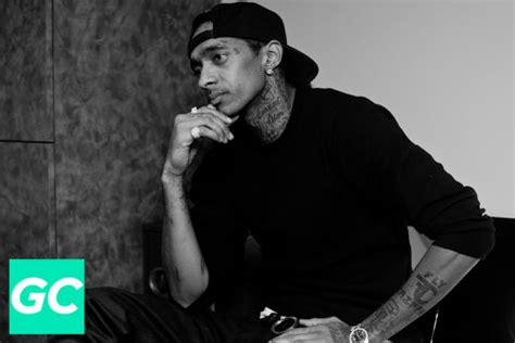 nipsey hussle tattoos 19 nipsey hussle neck tattoos