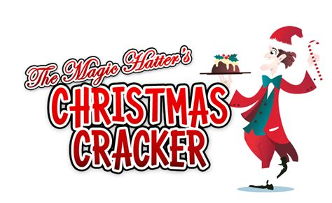 the magic hatter s christmas cracker