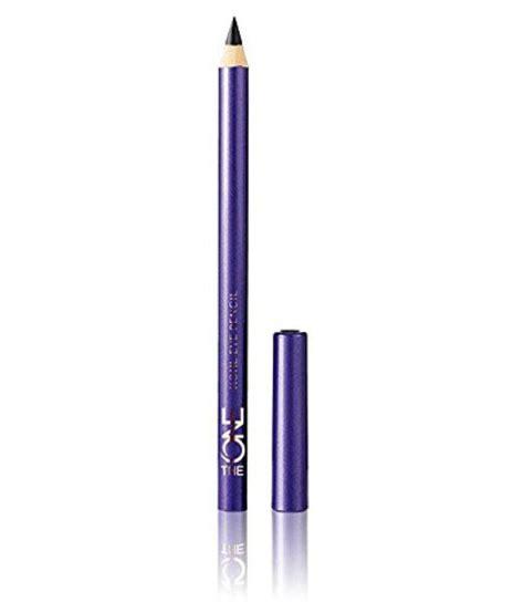 Oriflame Kajal Eye Liner oriflame kajal pencil black 50 gm available at snapdeal