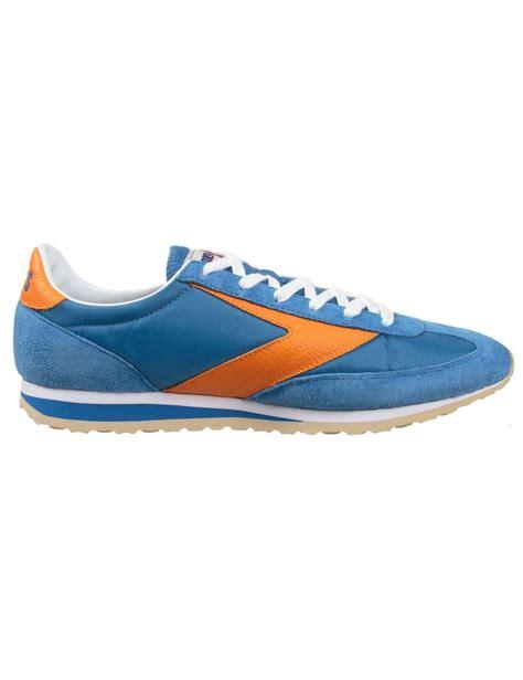 Heritage Trainer Vanguard heritage vanguard shoes royal blue trainers