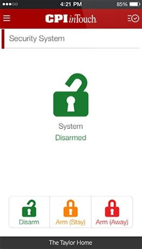 home security systems business security systems cpi