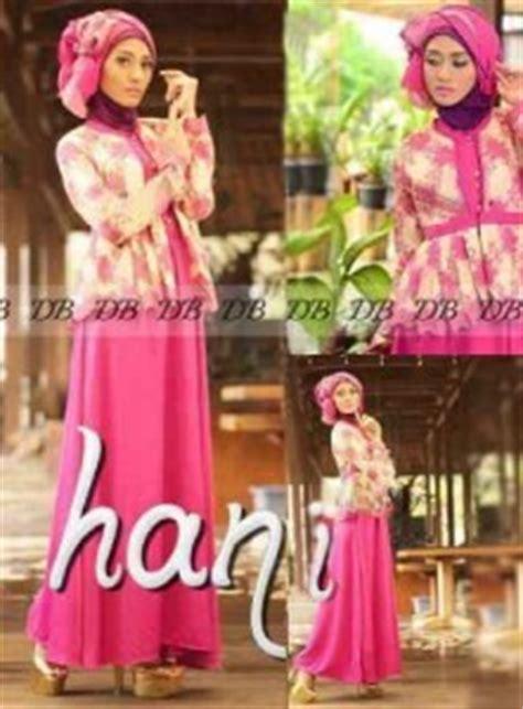 Dona Maxi Gamis Baju Brukat Baju Pesta Fashion Wanita Gamis Dress model terusan brokat newhairstylesformen2014