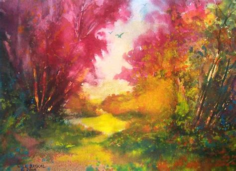 acrylic paint watercolor the gallery for gt easy paintings for beginners on canvas