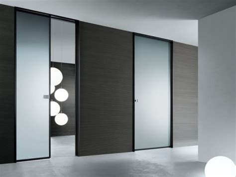 home office doors with glass modern interior glass doors by rimadesio home office