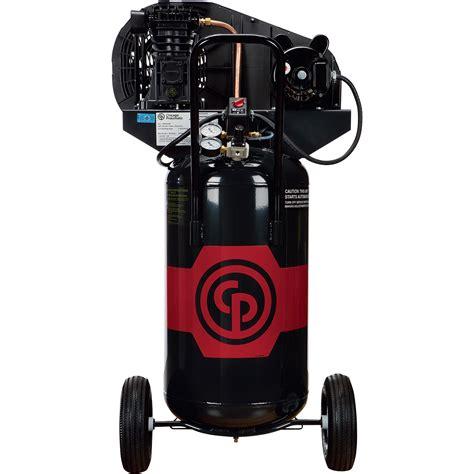 chicago pneumatic portable electric air compressor 2 hp