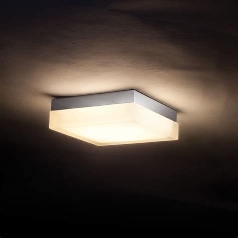 Ceiling Mounted Bathroom Lighting Interior Cool Awesome Square Ceiling Mount Light Design Ideas With Beautiful Color For