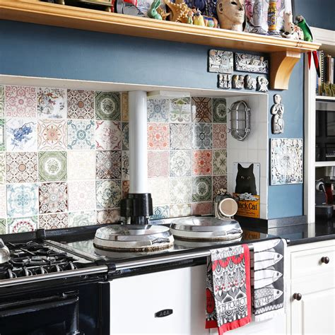 kitchen tiled splashback ideas 29 top kitchen splashback ideas for your home