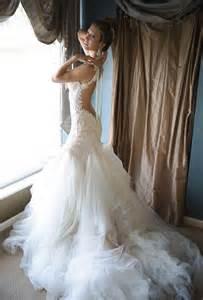 mermaid wedding dress glamorous pearls mermaid wedding dress 2016 tulle lace products 27dress