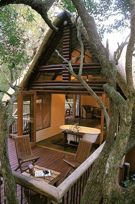 25 best ideas about tree house designs on