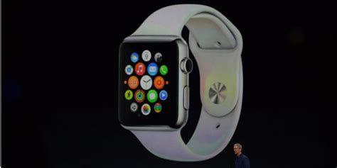 Iwatch Apple Tali Jam Tangan Kulit apple resmi luncurkan jam tangan pintar apple