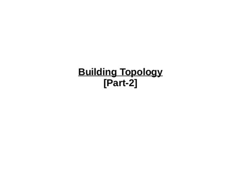 ns3 tutorial ppt building complex topology using ns3