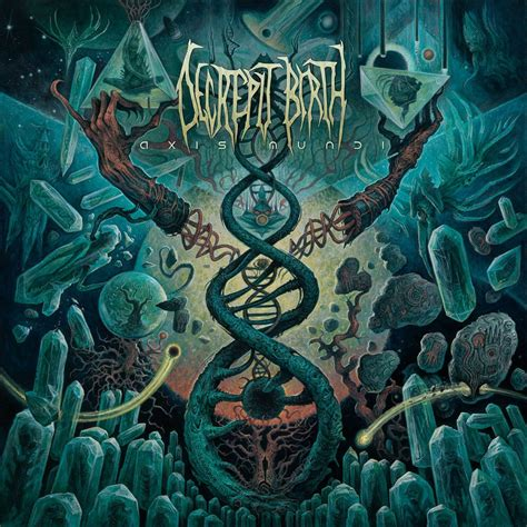Finland Birth Records Decrepit Birth Announce Album Release Lyric For Quot Epigenetic Triplicty
