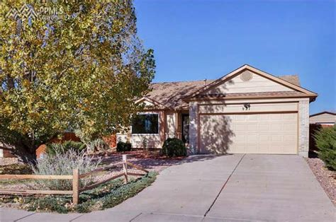 Colorado Home Finder by 921 Daffodil St See All Colorado Springs Co Homes And