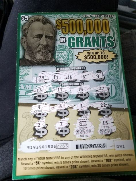 How To Win Big Money On Scratch Offs - scratch off winners remaining prizes gallery diagram writing sle and guide
