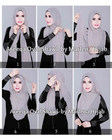 tutorial hijab pasmina gliter simple 67 best images about easy hijab tutorial on pinterest