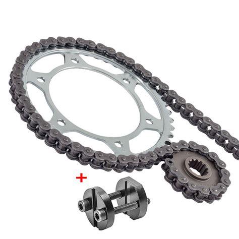 cadena moto f800gs kit de cadena kit de transmisi 243 n y arrastre para todo tipo