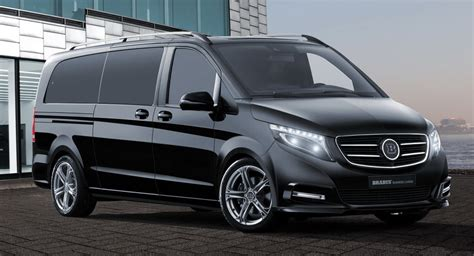 brabus turns  mercedes  class   rolling business