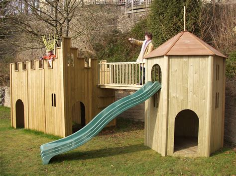 backyard castle playhouse all out play castle playhouse the toy barn