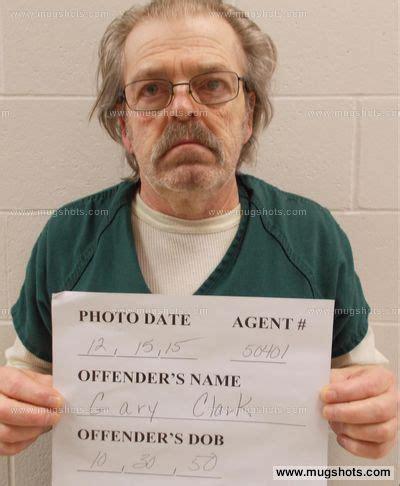 D Gary Criminal Record Gary D Clark Mugshot Gary D Clark Arrest Barron County Wi