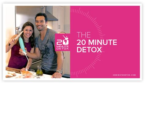 Mission Hospital Detox by 20 Minute Detox 20 Minute