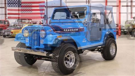 jeep cj7 renegade 1976 jeep cj7 renegade