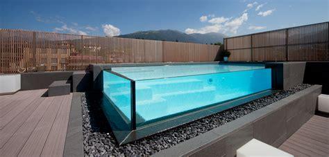 piscine da terrazzo prezzi piscine fuori terra esterne e rialzate piscine castiglione