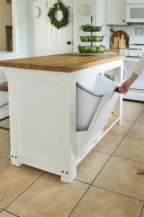 do it yourself kitchen island hammer like a girlhammer 30 awesome diy storage ideas diy joy