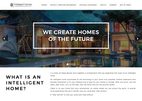 intelligent homes malaysia website awards 2017malaysia