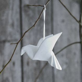 Easy Origami Dove - pin by tamara lovisotto on for my white