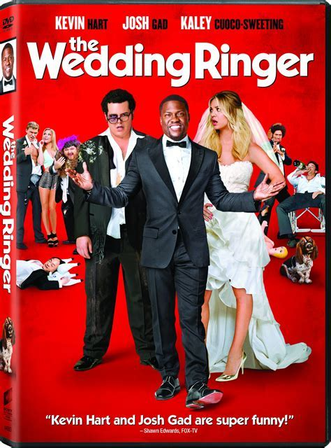 The Wedding Ringer DVD Release Date April 28, 2015