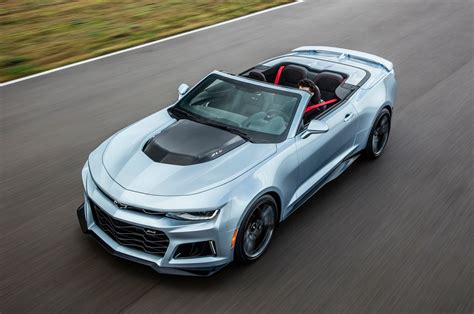 2017 Chevrolet Camaro Zl1 For Sale by 2017 Chevrolet Camaro Zl1 Convertible Arrives In Early