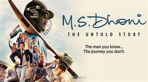 dhoni biography film ms dhoni the untold story movie review sushant singh