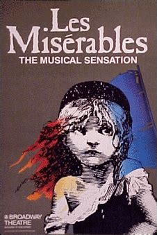 les misrables macmillan collectors broadway show window cards a collection of ideas to try about art musicals bernadette peters