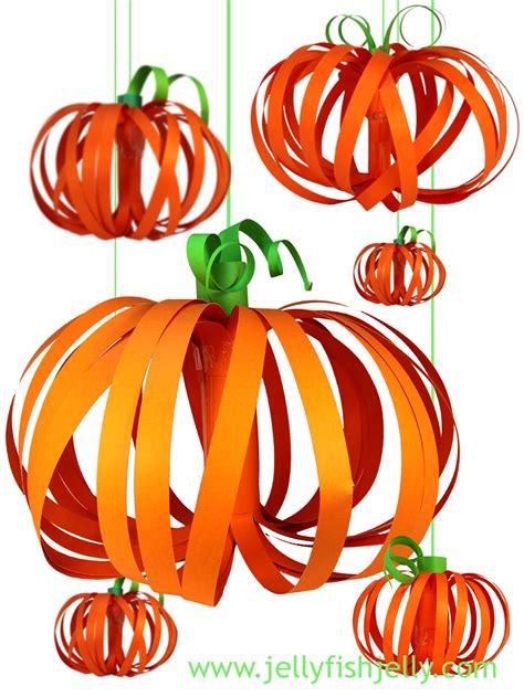 how to make a pumpkin lantern paper pumpkin lanterns family crafts
