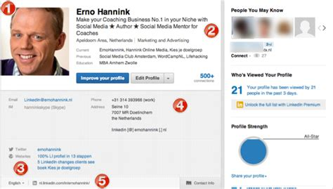 5 tips to improve your linkedin profile so clients will