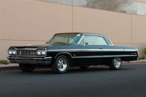Chevrolet 1964 Impala 1964 Chevrolet Impala Ss 2 Door Coupe 139429