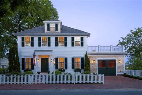 colonial style house exuding calmness by patrick ahearn