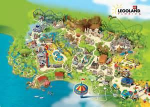 legoland florida park map legoland florida the hotspot orlando