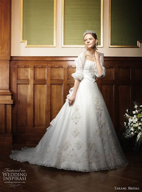 The Wedding Dresser by Royal Wedding Dresses By Takami Bridal Wedding Inspirasi